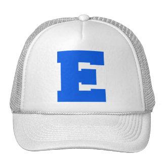 Letter Pride E Blue.png Hat