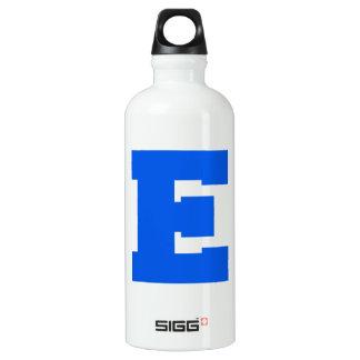 Letter Pride E Blue.png SIGG Traveller 0.6L Water Bottle