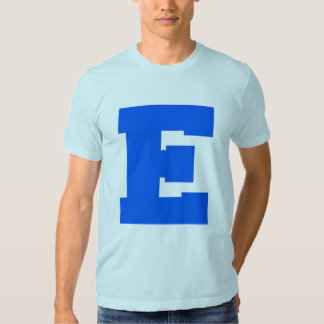 Letter Pride E Blue.png Tees
