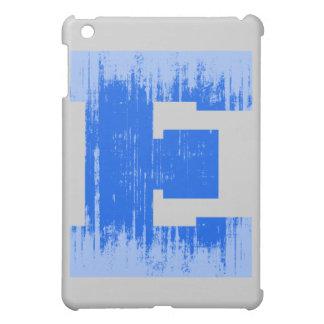 LETTER PRIDE E BLUE VINTAGE png iPad Mini Covers