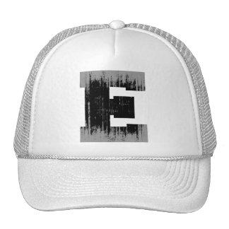 LETTER PRIDE E VINTAGE.png Mesh Hat