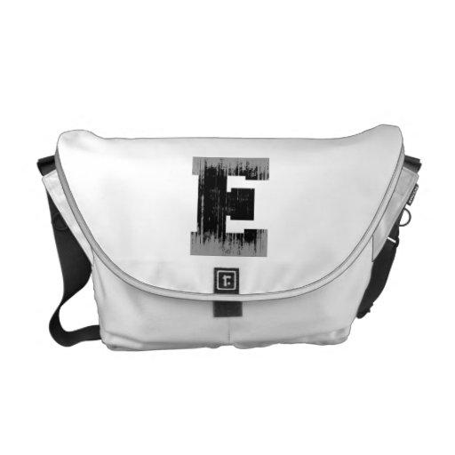 LETTER PRIDE E VINTAGE.png Commuter Bags