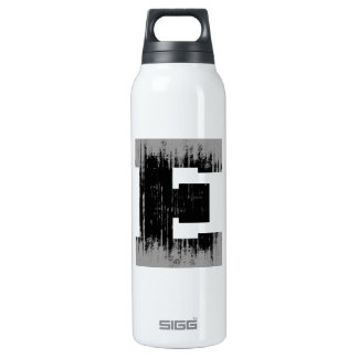 LETTER PRIDE E VINTAGE.png 16 Oz Insulated SIGG Thermos Water Bottle
