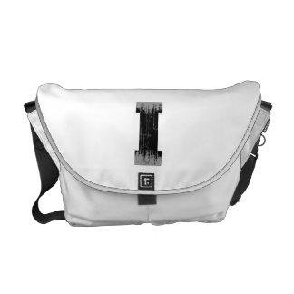 LETTER PRIDE I VINTAGE.png Courier Bags