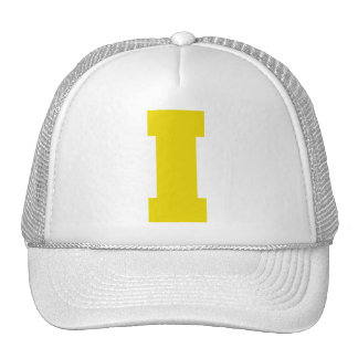 Letter Pride I Yellow.png Hats