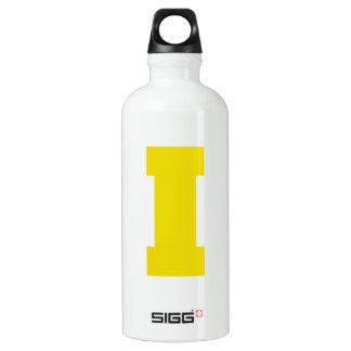 Letter Pride I Yellow.png SIGG Traveller 0.6L Water Bottle