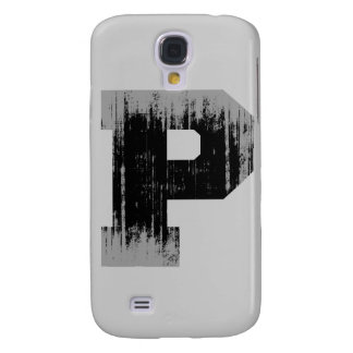 LETTER PRIDE P VINTAGE png Galaxy S4 Cover