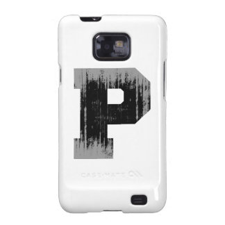 LETTER PRIDE P VINTAGE.png Galaxy S2 Cases