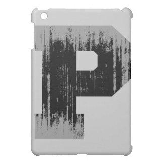 LETTER PRIDE P VINTAGE png iPad Mini Case