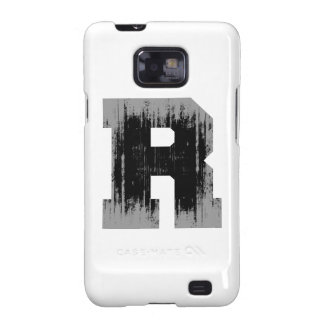 LETTER PRIDE R VINTAGE.png Samsung Galaxy S Case