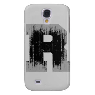 LETTER PRIDE R VINTAGE.png Galaxy S4 Cases