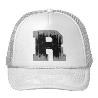 LETTER PRIDE R VINTAGE.png Mesh Hats