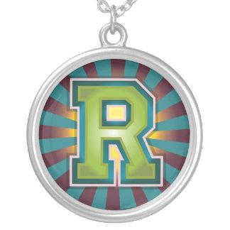 Letter 'R' Custom Necklace