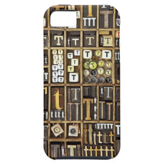 Letter T iPhone 5 Case
