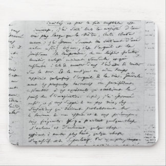 Letter to Richard Wagner  17th February 1860 Mouse Mat