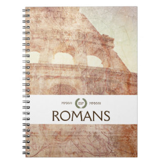 Letter to the Romans, Colosseum Notebook