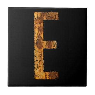 Letter Typo Tiles