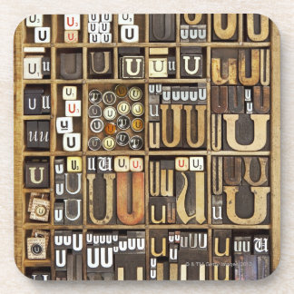 Letter U Coaster