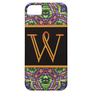 LETTER W iPhone 5 Case-Mate Case