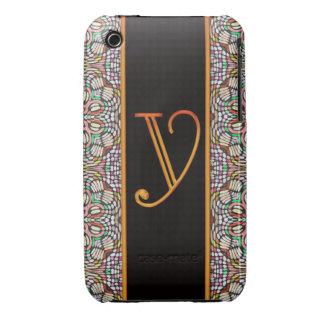 LETTER Y iPhone 3 Case-Mate Case
