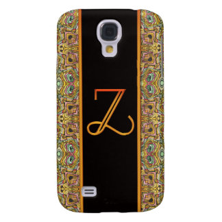LETTER Z GALAXY S4 COVER