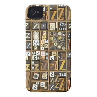 Letter Z iPhone 4 Cover