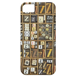 Letter Z iPhone 5 Covers