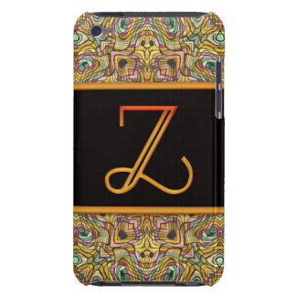 LETTER Z iPod Touch Case-Mate Case