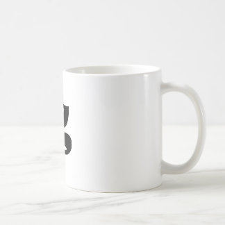 Letter Z_large Coffee Mug