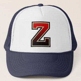 """Letter """"Z"""" monogram Trucker Hat"""