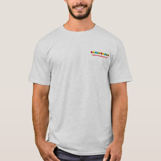 Letterland | Men's T-Shirt (double-sided)