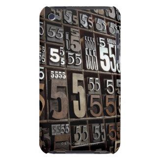 Letterpress 2 iPod touch Case-Mate case