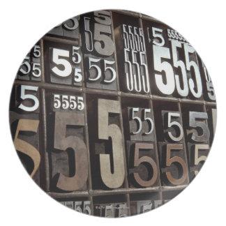 Letterpress 2 plate