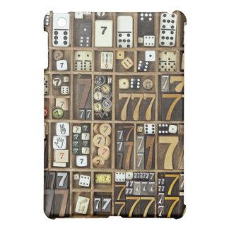 Letterpress 4 case for the iPad mini