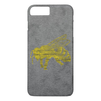 Letterpress Bee iPhone 8 Plus/7 Plus Case