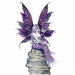 Letting Go Fairy and Butterfly Photo Sculpture