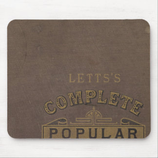 Letts's popular atlas mouse pad