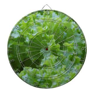 lettuce in the garden dartboard