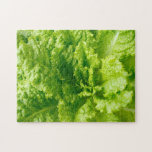 Lettuce Jigsaw Puzzle