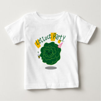 Lettuce Party Baby T-Shirt