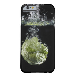 Lettuce splashing in water barely there iPhone 6 case