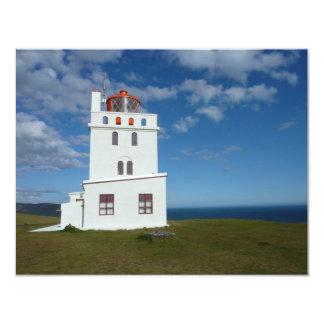Leuchtturm 11 Cm X 14 Cm Invitation Card