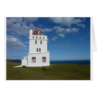 Leuchtturm Greeting Card