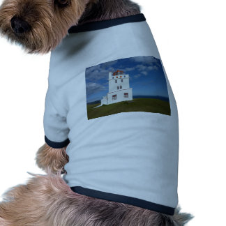 Leuchtturm Dog T Shirt