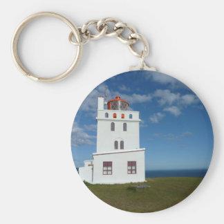 Leuchtturm Basic Round Button Key Ring