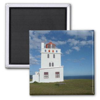 Leuchtturm Square Magnet