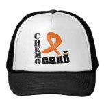 Leukaemia Chemo Grad Mesh Hat