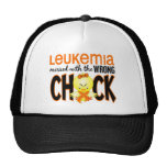 Leukaemia Messed With The Wrong Chick Cap