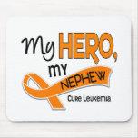 Leukaemia MY HERO MY NEPHEW 42 Mouse Pad