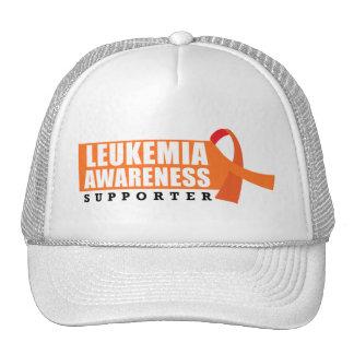 Leukemia Awareness Supporter Cap